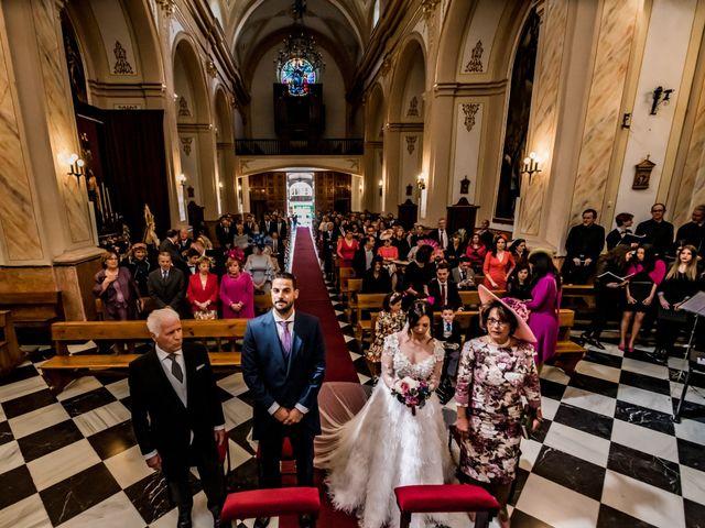 La boda de Mikel y Mare en Cazorla, Jaén 17