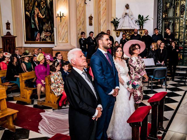 La boda de Mikel y Mare en Cazorla, Jaén 18