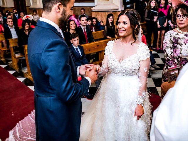 La boda de Mikel y Mare en Cazorla, Jaén 21