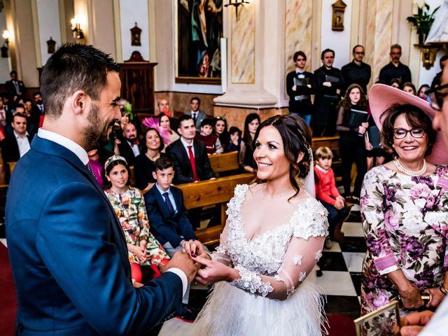 La boda de Mikel y Mare en Cazorla, Jaén 23