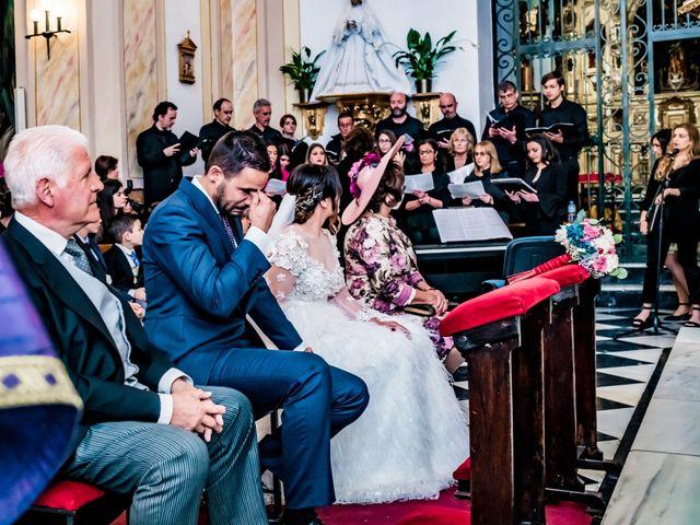 La boda de Mikel y Mare en Cazorla, Jaén 25