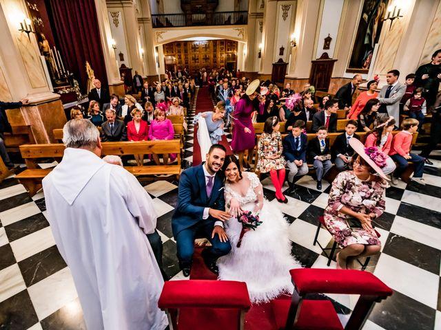 La boda de Mikel y Mare en Cazorla, Jaén 26