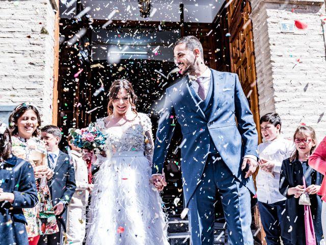 La boda de Mikel y Mare en Cazorla, Jaén 28