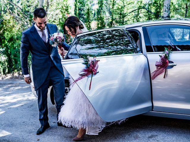 La boda de Mikel y Mare en Cazorla, Jaén 29