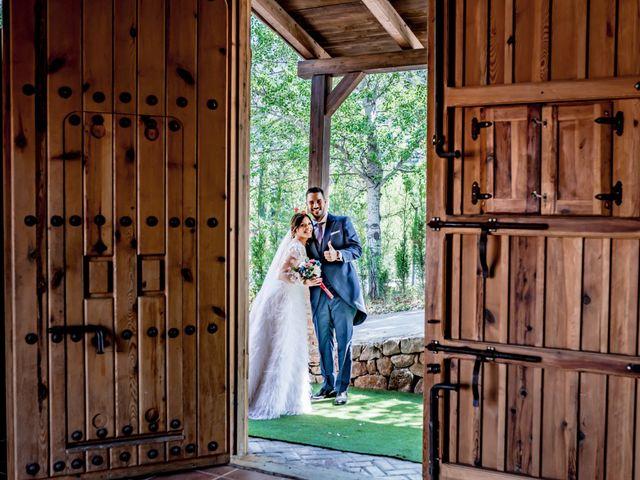 La boda de Mikel y Mare en Cazorla, Jaén 30