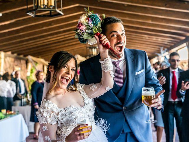 La boda de Mikel y Mare en Cazorla, Jaén 31