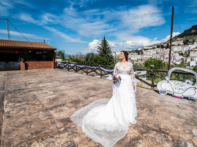 La boda de Mikel y Mare en Cazorla, Jaén 32