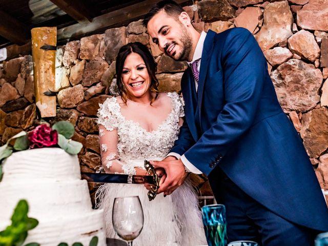 La boda de Mikel y Mare en Cazorla, Jaén 35