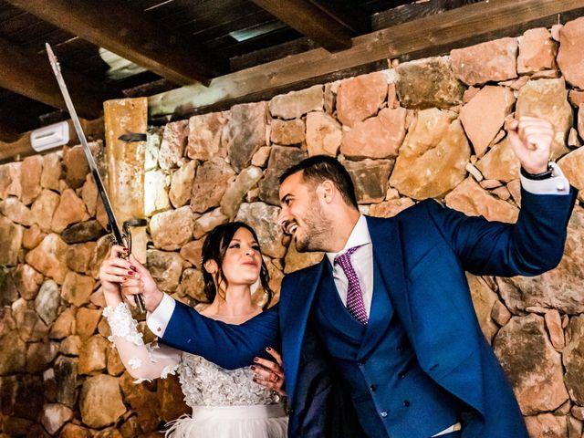 La boda de Mikel y Mare en Cazorla, Jaén 37