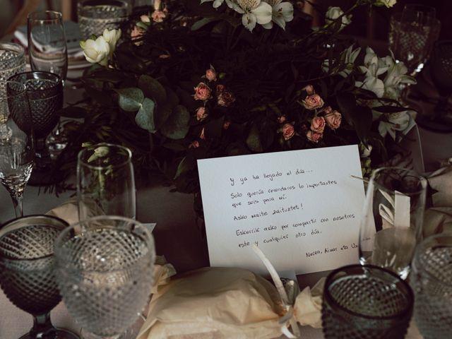 La boda de Aimar y Nerea en Berango, Vizcaya 37