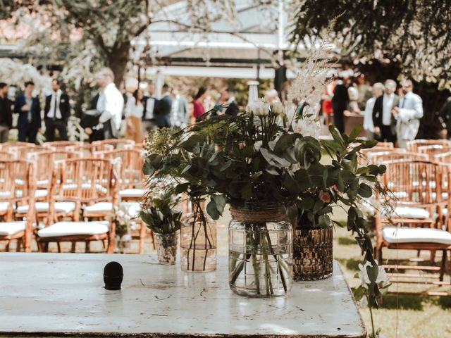 La boda de Aimar y Nerea en Berango, Vizcaya 43