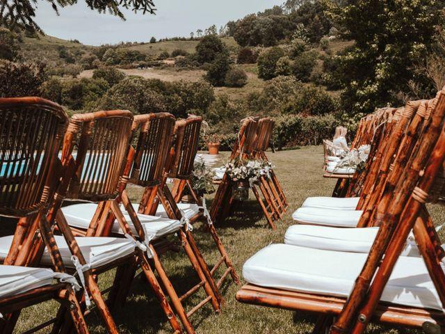 La boda de Aimar y Nerea en Berango, Vizcaya 45