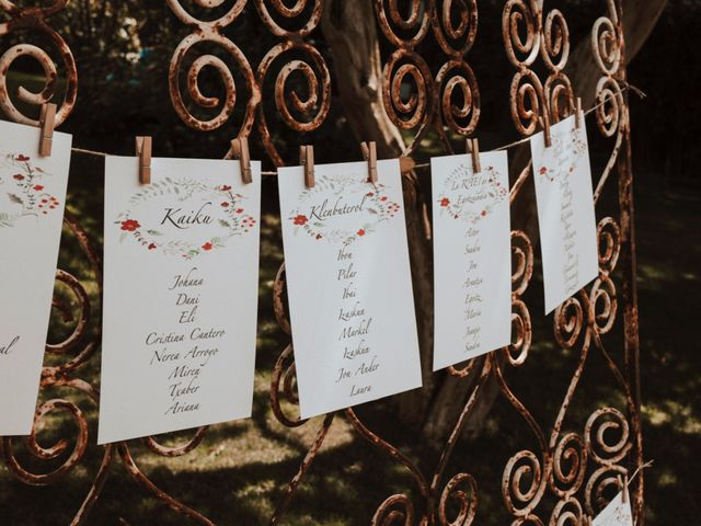 La boda de Aimar y Nerea en Berango, Vizcaya 49