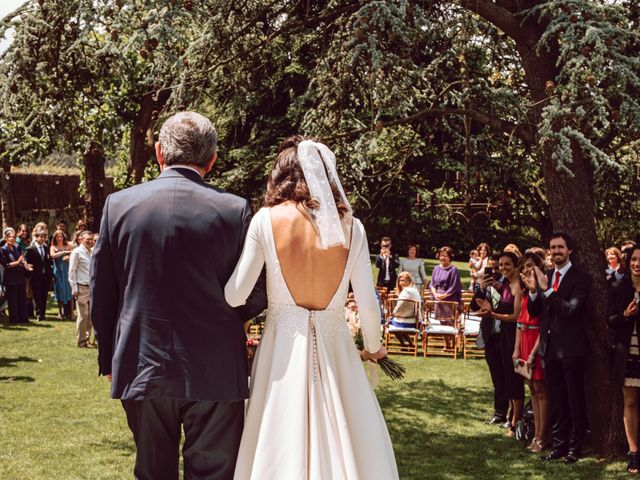 La boda de Aimar y Nerea en Berango, Vizcaya 53