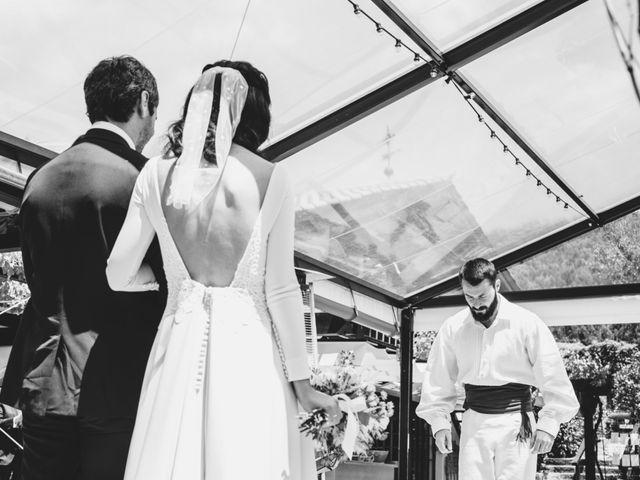 La boda de Aimar y Nerea en Berango, Vizcaya 58