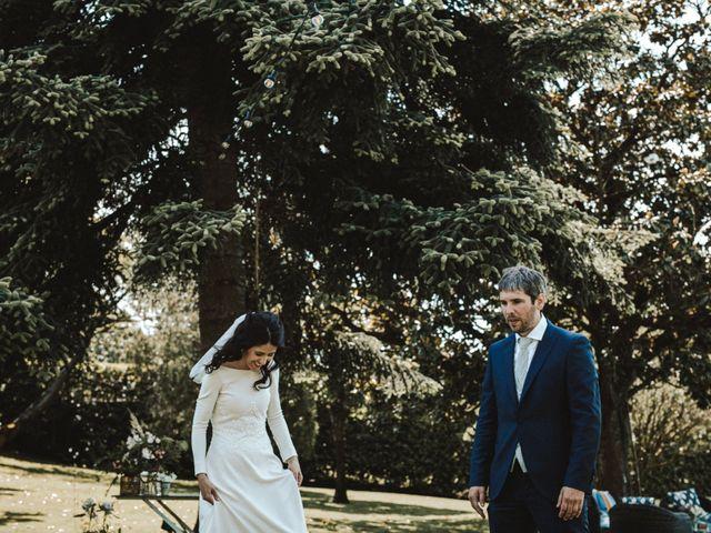 La boda de Aimar y Nerea en Berango, Vizcaya 63