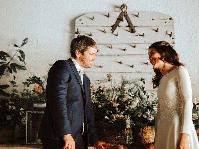 La boda de Aimar y Nerea en Berango, Vizcaya 1