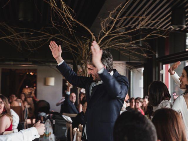 La boda de Aimar y Nerea en Berango, Vizcaya 83