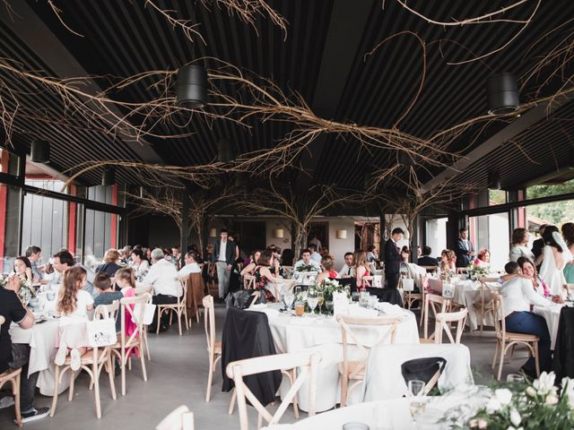 La boda de Aimar y Nerea en Berango, Vizcaya 84
