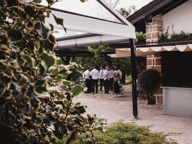 La boda de Aimar y Nerea en Berango, Vizcaya 91