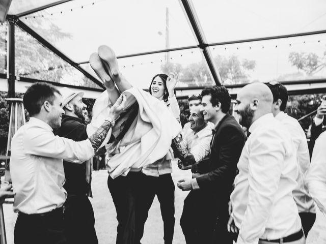 La boda de Aimar y Nerea en Berango, Vizcaya 103