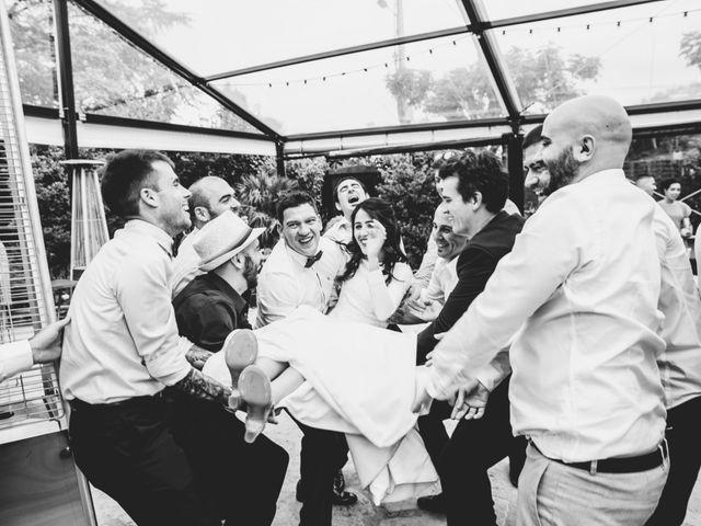 La boda de Aimar y Nerea en Berango, Vizcaya 104