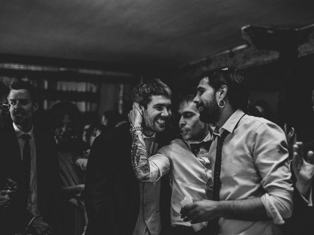 La boda de Aimar y Nerea en Berango, Vizcaya 110