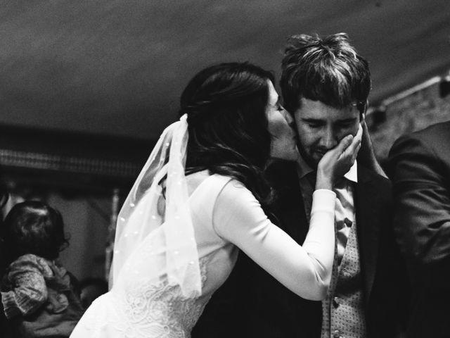 La boda de Aimar y Nerea en Berango, Vizcaya 112