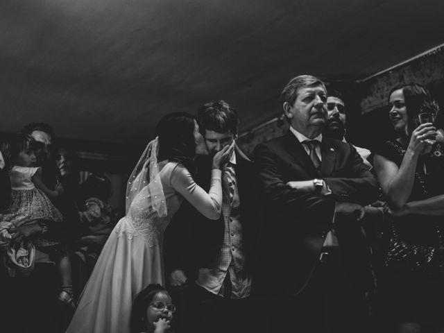 La boda de Aimar y Nerea en Berango, Vizcaya 114