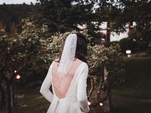 La boda de Aimar y Nerea en Berango, Vizcaya 118