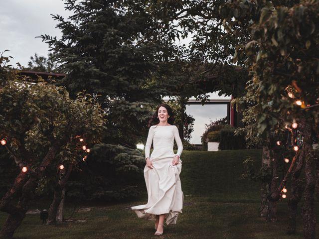 La boda de Aimar y Nerea en Berango, Vizcaya 120