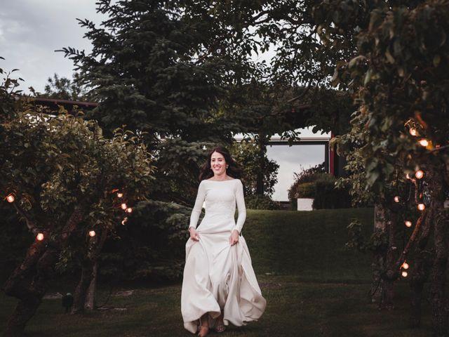 La boda de Aimar y Nerea en Berango, Vizcaya 122