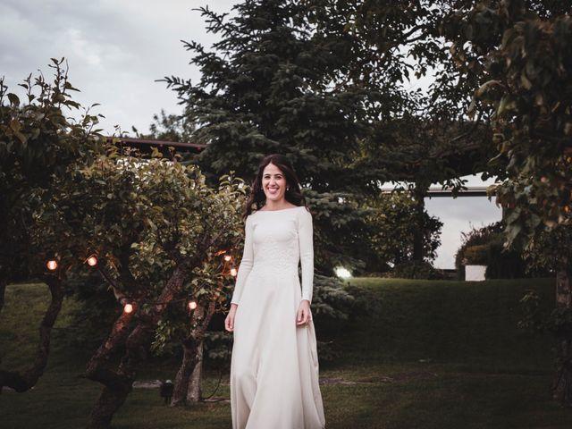 La boda de Aimar y Nerea en Berango, Vizcaya 123