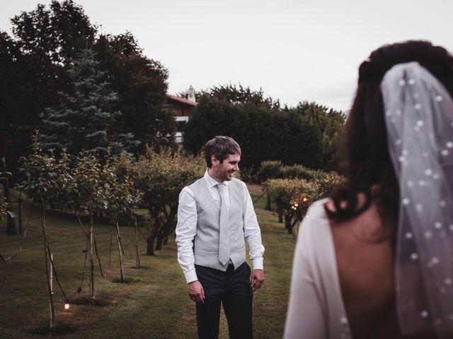 La boda de Aimar y Nerea en Berango, Vizcaya 124