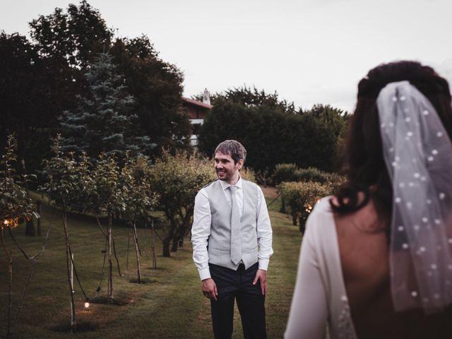 La boda de Aimar y Nerea en Berango, Vizcaya 125