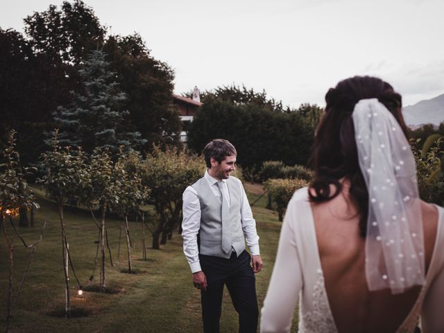 La boda de Aimar y Nerea en Berango, Vizcaya 126