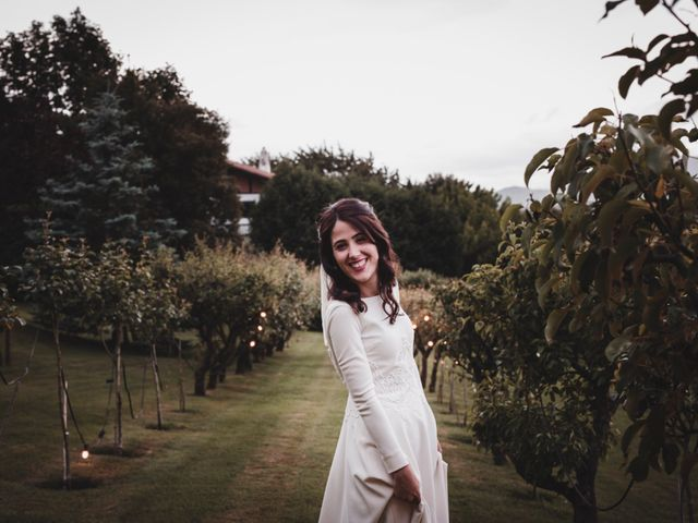 La boda de Aimar y Nerea en Berango, Vizcaya 131