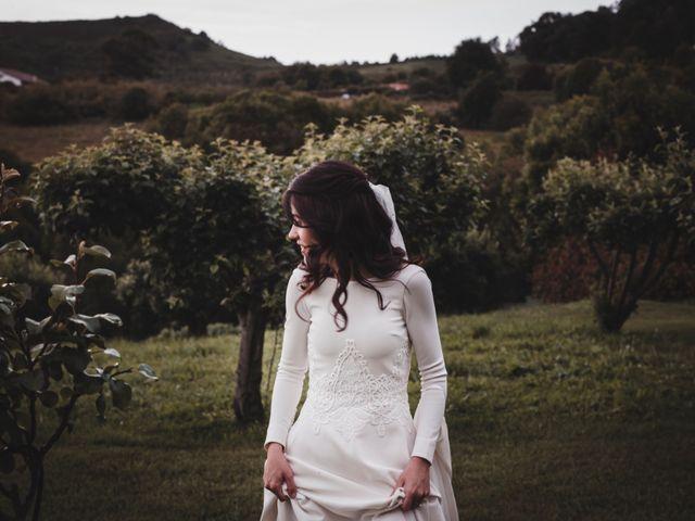 La boda de Aimar y Nerea en Berango, Vizcaya 134