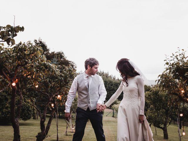 La boda de Aimar y Nerea en Berango, Vizcaya 140