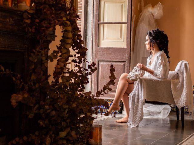 La boda de Juanjo y Blanca en Banyeres Del Penedes, Tarragona 31