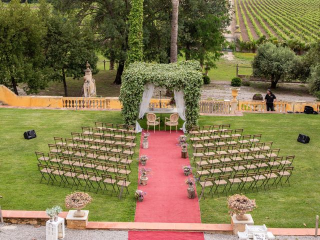 La boda de Juanjo y Blanca en Banyeres Del Penedes, Tarragona 34