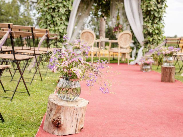 La boda de Juanjo y Blanca en Banyeres Del Penedes, Tarragona 35