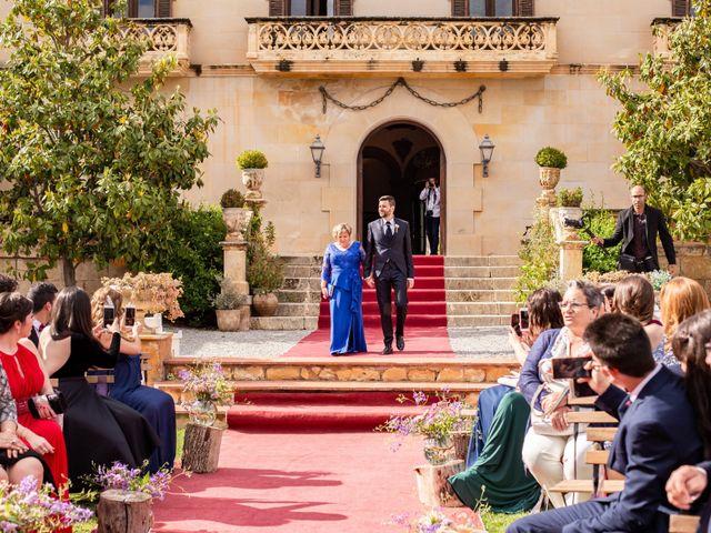 La boda de Juanjo y Blanca en Banyeres Del Penedes, Tarragona 38