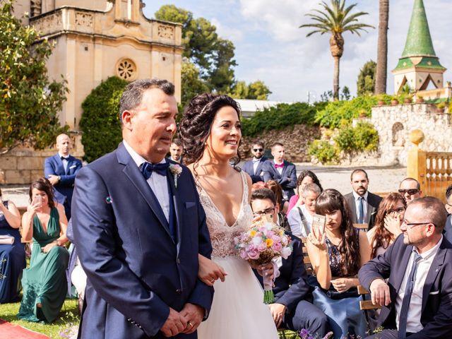La boda de Juanjo y Blanca en Banyeres Del Penedes, Tarragona 39
