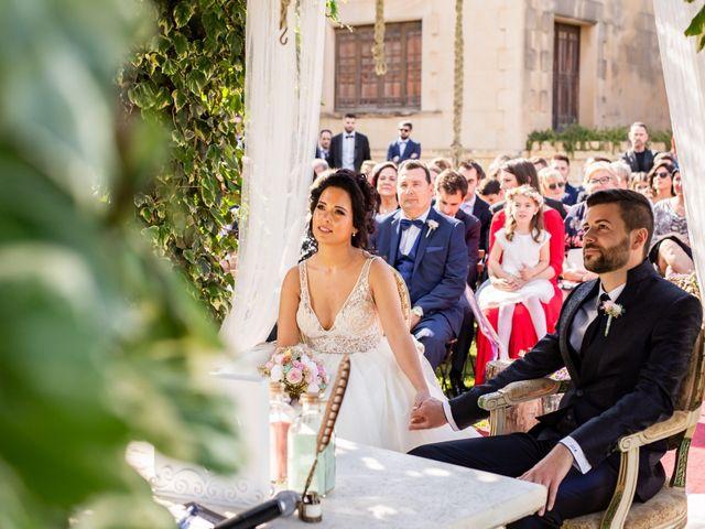 La boda de Juanjo y Blanca en Banyeres Del Penedes, Tarragona 41