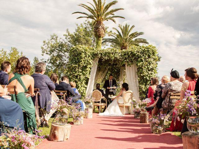 La boda de Juanjo y Blanca en Banyeres Del Penedes, Tarragona 43