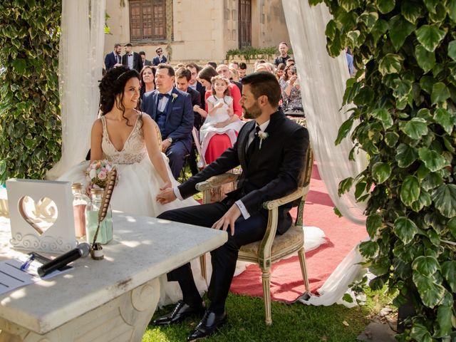 La boda de Juanjo y Blanca en Banyeres Del Penedes, Tarragona 45