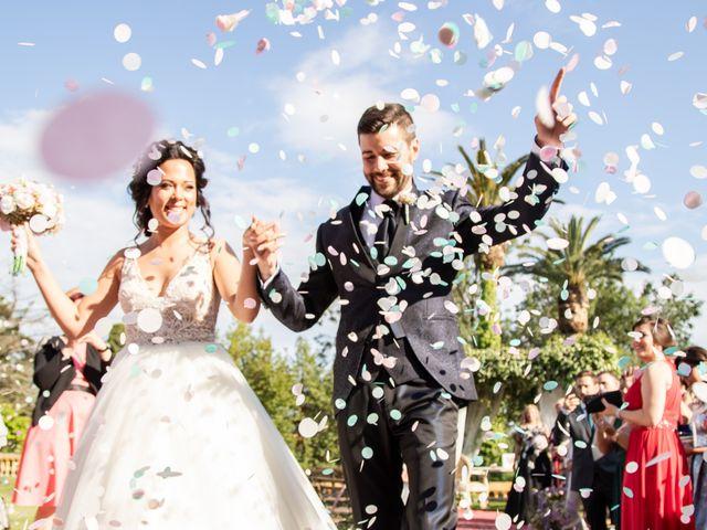La boda de Juanjo y Blanca en Banyeres Del Penedes, Tarragona 54