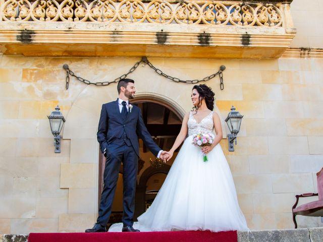 La boda de Juanjo y Blanca en Banyeres Del Penedes, Tarragona 55