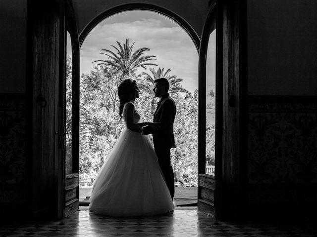 La boda de Juanjo y Blanca en Banyeres Del Penedes, Tarragona 56